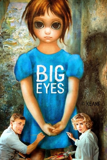 Poster of Big Eyes