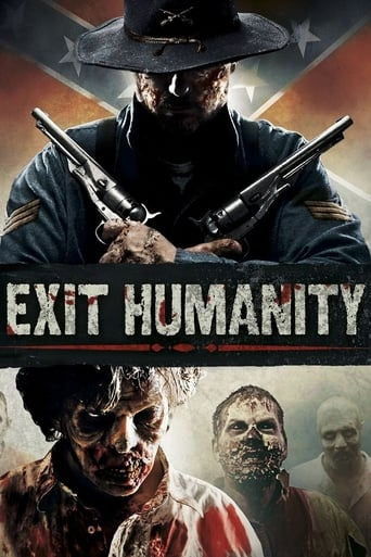 Poster of Exit Humanity