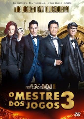 O Mestre dos Jogos 3 - Poster