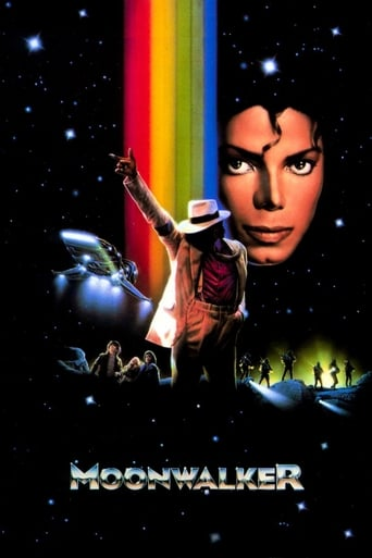 Poster of Moonwalker