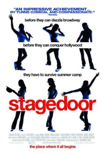 Poster of Stagedoor