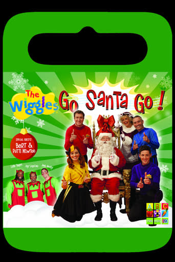 Poster of The Wiggles: Go Santa Go