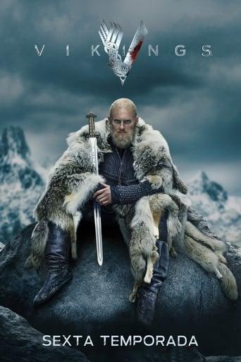 Vikings 6ª Temporada - Poster