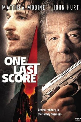 Poster of One Last Score