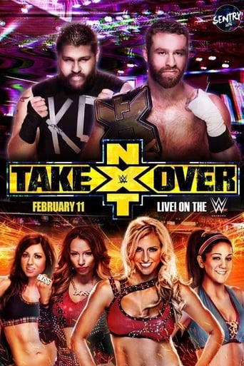 Poster of NXT TakeOver: Rival
