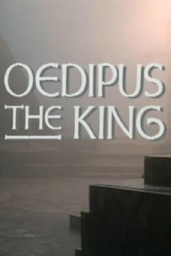 Poster of Theban Plays: Oedipus the King