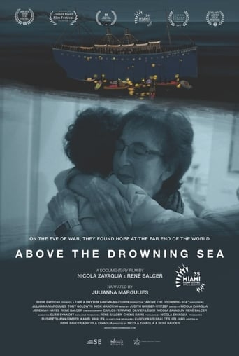 Poster of Above the Drowning Sea