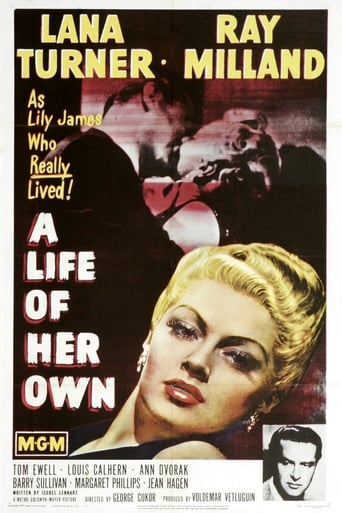 Poster of A Life of Her Own