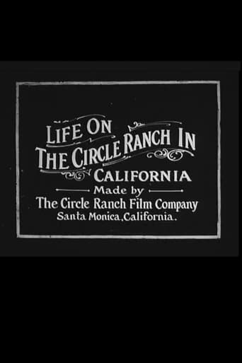 Life on the Circle Ranch in California