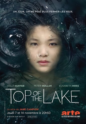 Poster of Top of the Lake