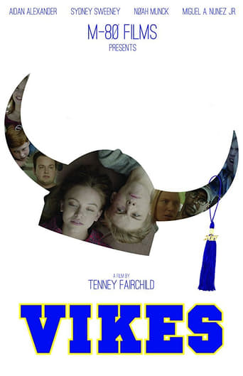Poster of Vikes