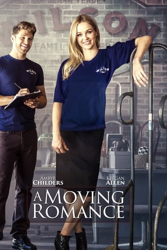 Poster of A Moving Romance