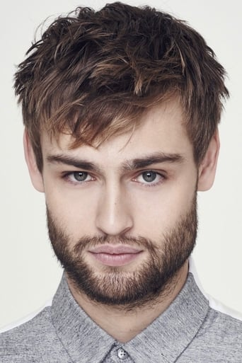 Douglas Booth alias Eustace (15 years old)