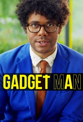 Poster of Gadget Man
