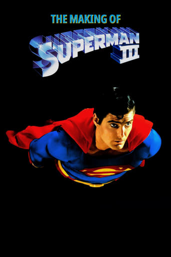 Poster of The Making of 'Superman III'