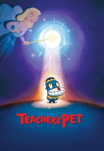 Poster of Teacher's Pet