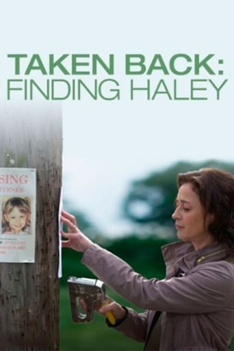 Poster of Taken Back: Finding Haley