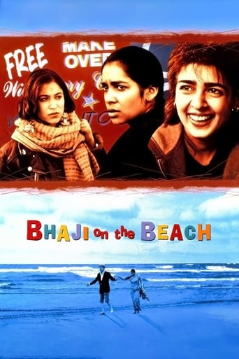 Poster of Bhaji on the Beach