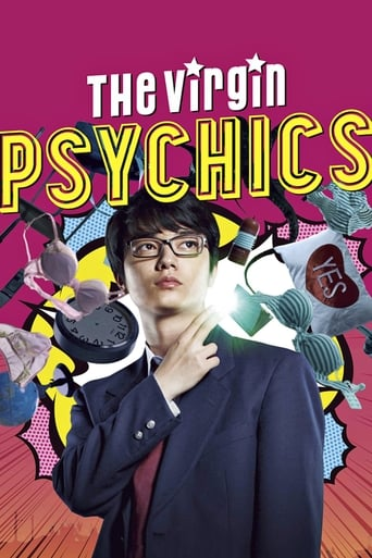 Poster of The Virgin Psychics