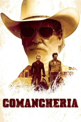 Poster of Comancheria