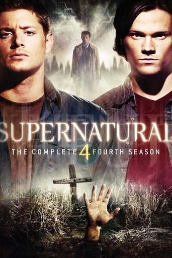 Supernatural 4ª Temporada Completa Torrent (2008) Dual Áudio / Dublado BluRay 720p – Download