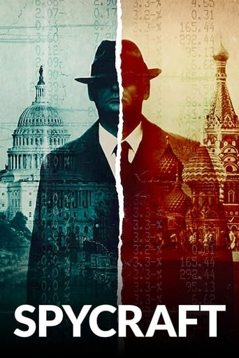Spycraft Poster