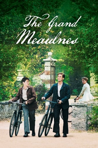Poster of Le grand Meaulnes