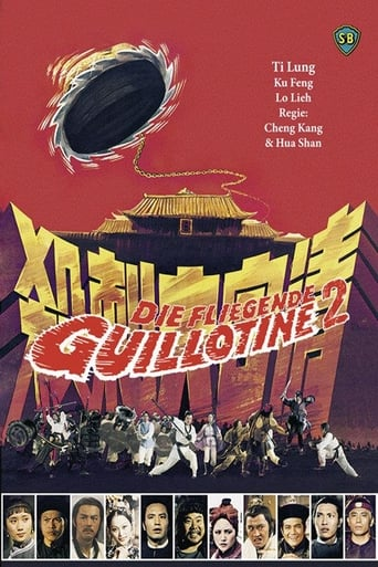 Die fliegende Guillotine 2