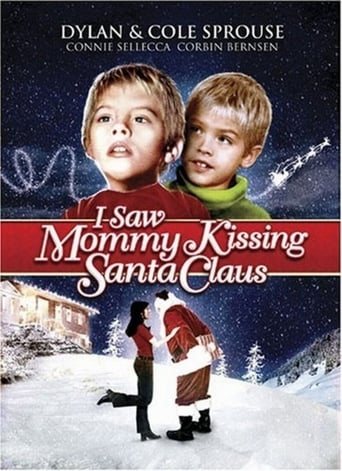 Poster of I Saw Mommy Kissing Santa Claus