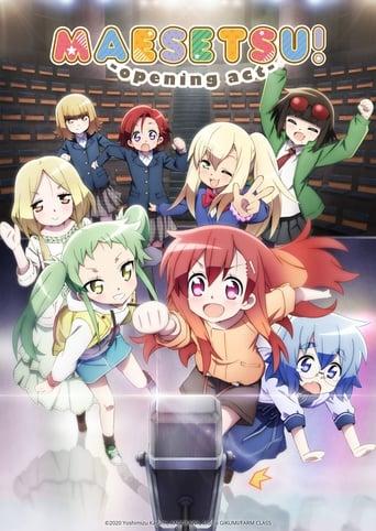 Poster of Maesetsu! Opening Act