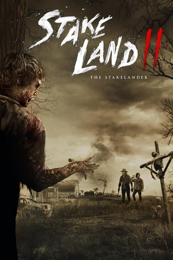 Poster of Stake Land II: The Stakelander fragman
