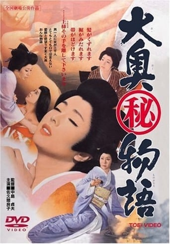 Poster of The Shogun and His Mistresses