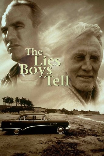 Poster of The Lies Boys Tell