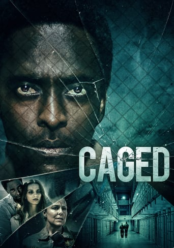 Poster Caged