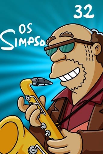 Os Simpsons 32ª Temporada - Poster