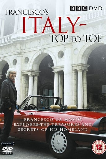 Poster of Francesco's Italy: Top to Toe