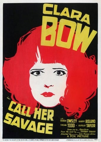 Poster of Call Her Savage