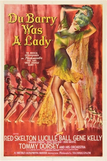 Poster of Du Barry Was a Lady