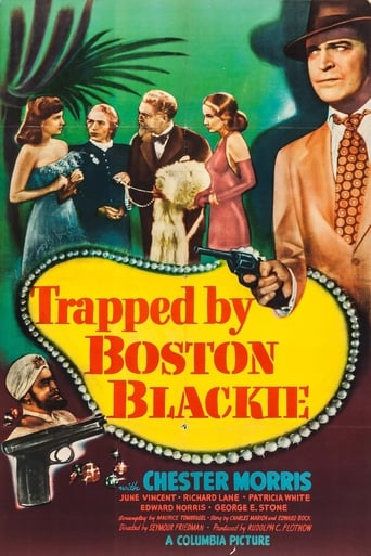Poster of Trapped by Boston Blackie