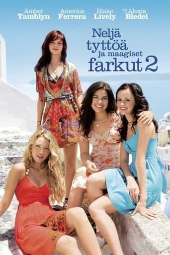 Neljä tyttöä ja maagiset farkut 2