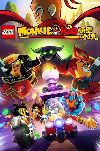 LEGO Monkie Kid: A Hero Is Born