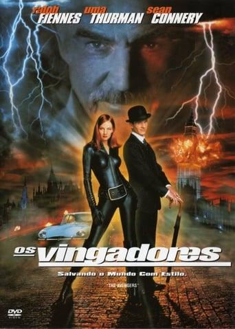 Os Vingadores - Poster