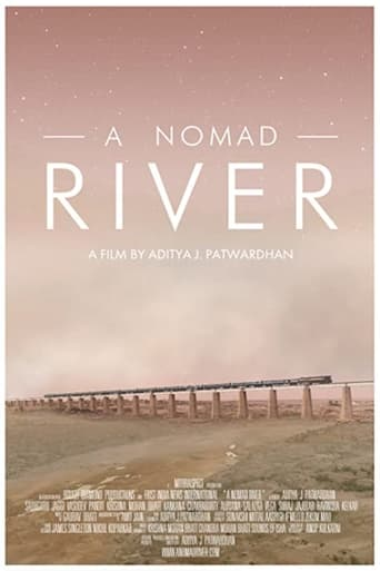 A Nomad River Poster