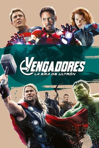 Poster of Vengadores: La era de Ultrón
