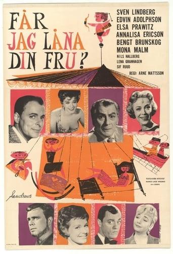 Watch Får jag låna din fru? 1959 full online free