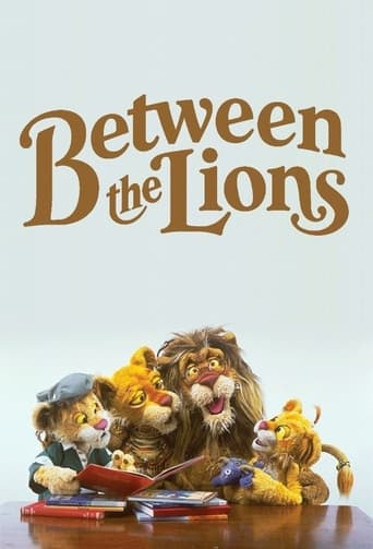 Poster of Between the Lions