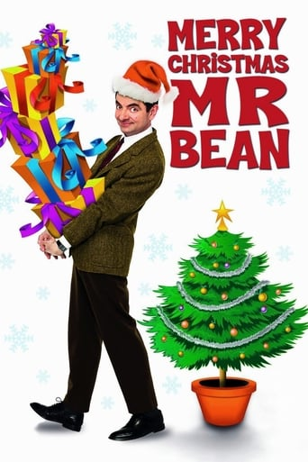 Poster of Merry Christmas Mr Bean