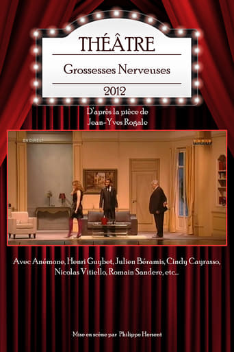 Poster of Grossesses Nerveuses