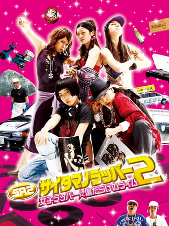 Poster of 8000 Miles 2: Girls Rapper