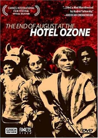 Late August at the Hotel Ozone